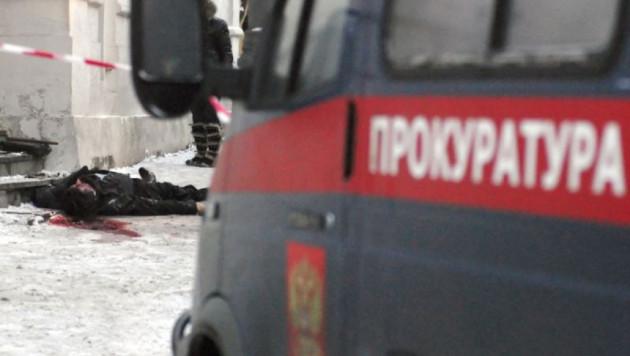Расстрелявший челябинского прокурора застрелился при задержании