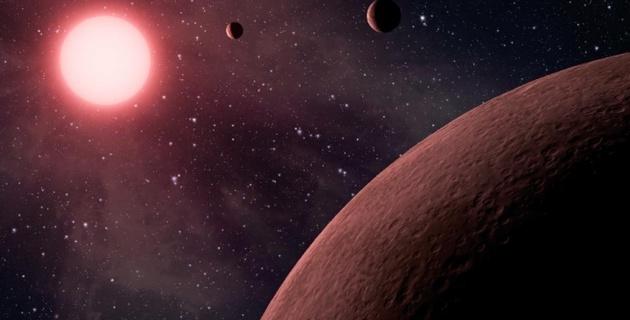 Открыта самая маленькая планетная система