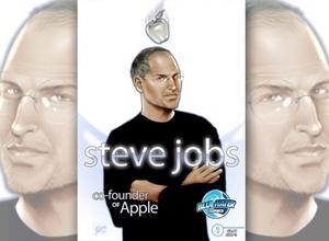Жизнь Стива Джобса увековечили в комиксе