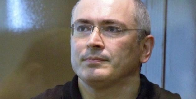"""Ходорковский назвал Прохорова """"чисто путинским проектом"""""""