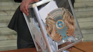 В Казахстане завершилось голосование на парламентских выборах