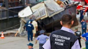 Прекращено дело о столкновении катера и баржи на Москве-реке
