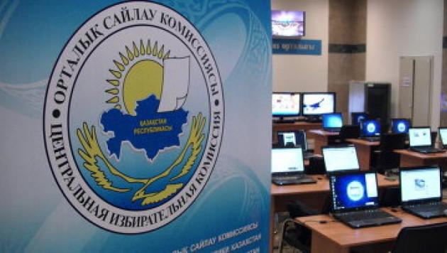 Оглашены предварительные итоги парламентских выборов в Казахстане