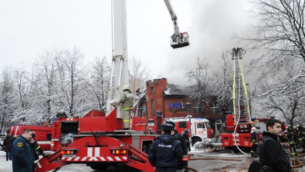 Собянин выплатит по миллиону семьям погибших при взрыве в ресторане