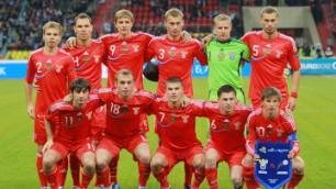 Сборная России потеряла позицию в рейтинге ФИФА