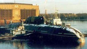На Северном флоте загорелась еще одна атомная подводная лодка