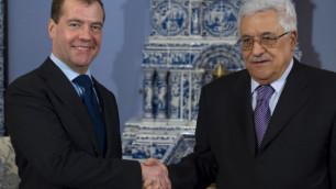 Улицу в Палестине назвали в честь Дмитрия Медведева