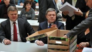ЦИК выявил превышение брака в подписях за Явлинского и Мезенцева