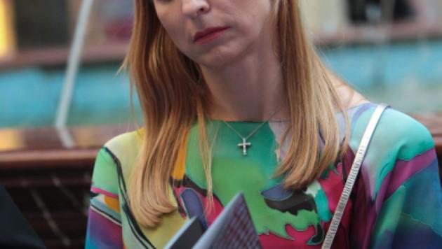Балерина Илзе Лиепа попала в ДТП с патрульной машиной в Москве