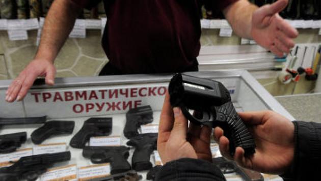 В России предложили ввести запрет на оборот травматического оружия
