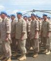 Медведев объявил о выводе российских миротворцев из Судана