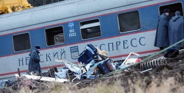 """Для обвиняемых в подрыве """"Невского экспресса"""" потребовали пожизненный срок"""