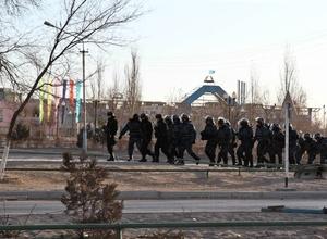Полицейские Жанаозена пригрозили уволиться в случае суда над их коллегами