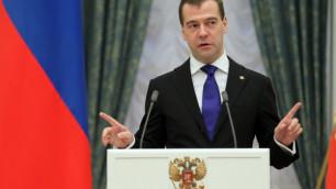 Медведев решил баллотироваться в президенты России