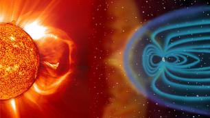 Ученые предупредили об очередной магнитной буре 28-29 января