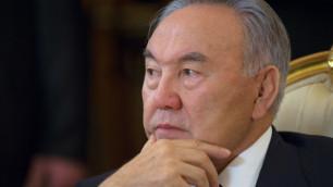 Назарбаев назначил новых глав своей Администрации