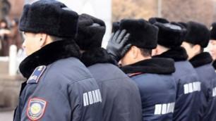 Назарбаев поручил провести переаттестацию сотрудников правоохранительных органов