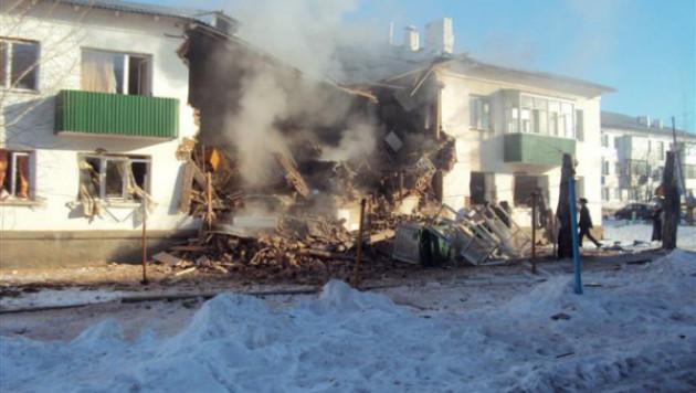 Опознаны погибшие и раненные при взрыве в Башкирии
