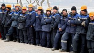 Под Москвой задержали 16 автобусов с нелегалами