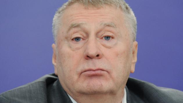 """Жириновский назвал митинги за честные выборы """"оранжевой революцией"""""""