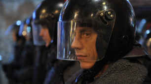 В Москве трое в форме ОМОНа ограбили инкассаторов