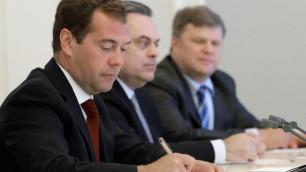 Медведев отправил в отставку постпреда РФ при ЕврАзЭС