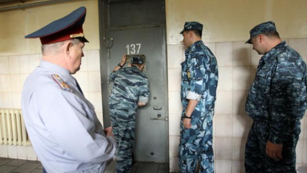 В  Москве в здании полиции повесился задержанный