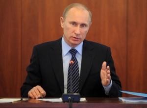Путин не нашел в России политзаключенных