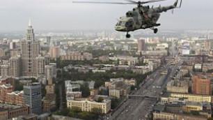 Московских VIP-чиновников решили пересадить с машин на вертолеты