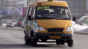 В Иркутске водитель иномарки обстрелял маршрутку с пассажирами