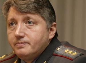 Начальник ГУ МВД Петербурга уволен