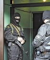 Спецназ заблокировал приемную главы ГУ МВД Петербурга