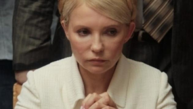 Врачи Красного Креста отказались осматривать Тимошенко