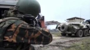 В бою на границе Чечни и Дагестана убили трех полицейских
