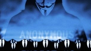 "Anonymous собрал компромат на ""Единую Россию"""