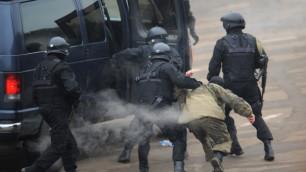 В Москве задержали двух наркополицейских за вымогательство