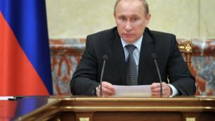 Оппозиционная активистка обвинила Путина в подкупе избирателей