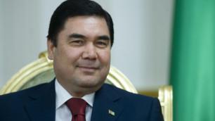 В Туркмении завершилась церемония инаугурации президента Бердымухамедова