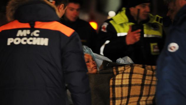 Жертвами взрыва в Подмосковье стали два человека
