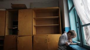 В Свердловской школе нашли арсенал боеприпасов
