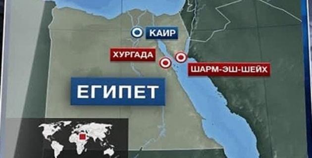 Российского туриста смыло волной с яхты в море в Египте
