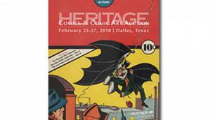 В Нью-Йорке коллекция комиксов ушла с молотка за 3,5 миллиона долларов
