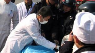 Взрыв на китайском химзаводе унес жизни 9 человек