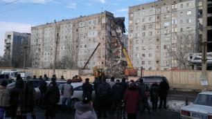 Четыре человека задержаны по делу об обрушении дома в Астрахани