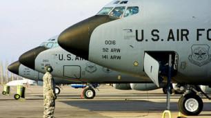 Кыргызов призвали к саботажу на авиабазе США