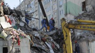 Найдено тело 8-го погибшего при обрушении дома в Астрахани