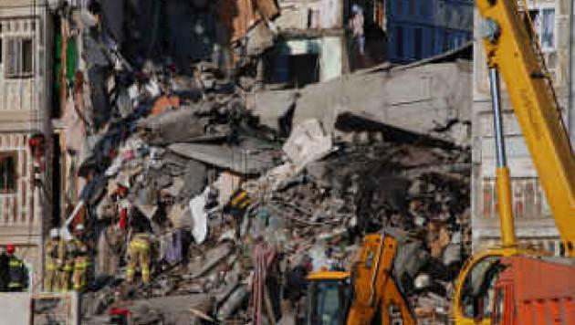 Опознаны все 10 жертв обрушения дома в Астрахани