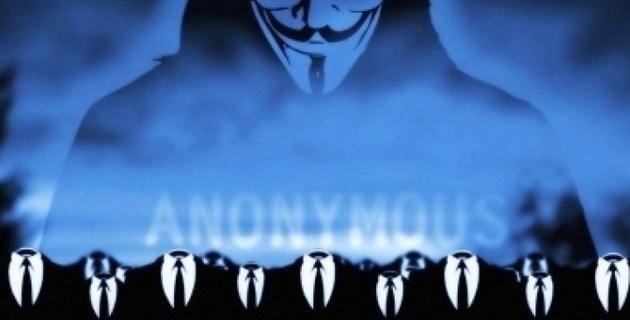 Хакеры Anonymous взломали сайт Интерпола в ответ на аресты