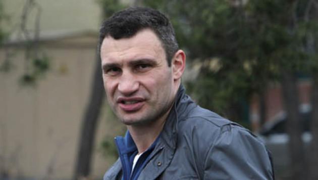 Виталий Кличко решил баллотироваться в мэры Киева