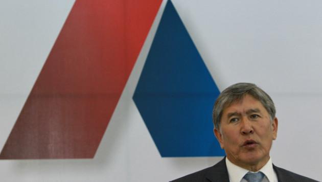 Президент Кыргызстана перепутал российскую авиабазу с другим объектом